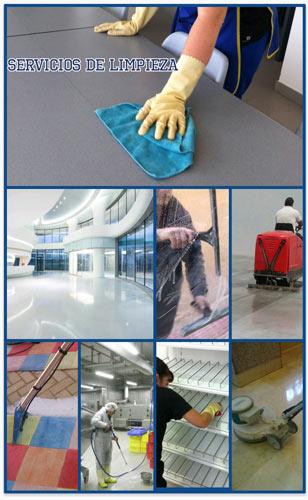 Servicios de limpieza que ofrece Megaservice en Madrid