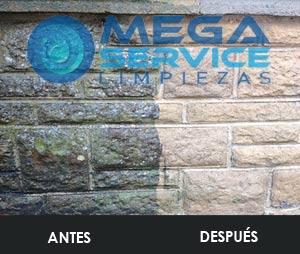 limpieza de fachadas de edificios en Madrid