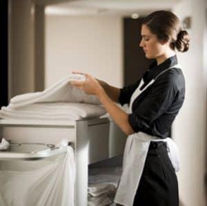 limpieza de hoteles en Madrid