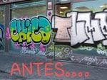 pintadas y graffitis