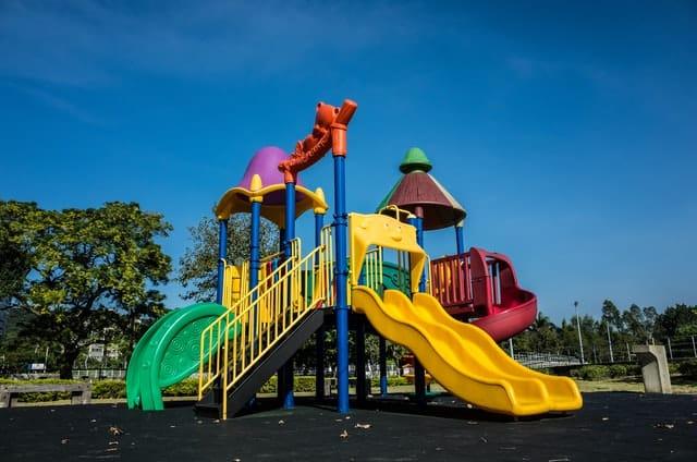limpieza-parques-infantiles-megaservice-madrid